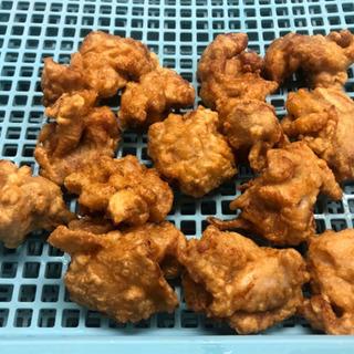 鶏もも肉から揚げ  500g  300円