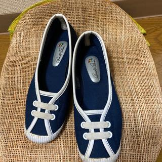 アーノルドパーマー ぺたんこ靴23㎝