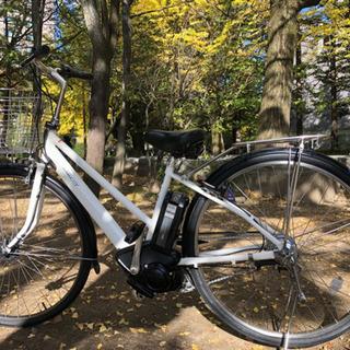 電動自転車 ヤマハ PAS CITY 27インチ ダークグレイ