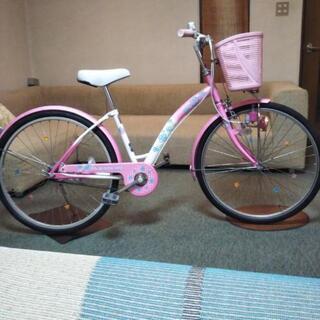 ピカピカブランドStarescortの自転車🚲