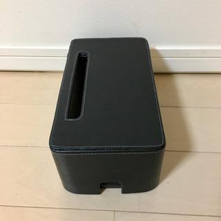 レザー 充電スタンド タブレット