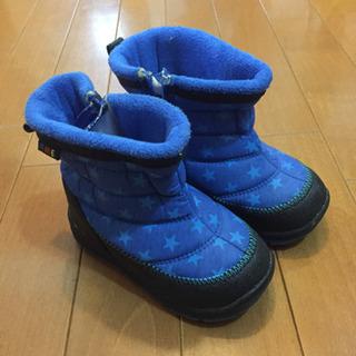 子ども用冬靴 スノーシューズ 15センチ イフミー