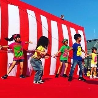 初心者大歓迎!!大阪市北区・梅田のキッズダンス教室!!