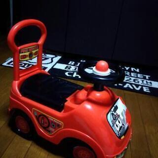 キッズ消防車