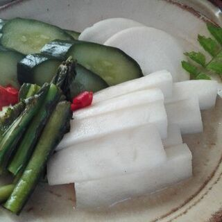 我が家の糠(ぬか漬け)盛付けに合います 小皿小鉢【ムベのキッチン】