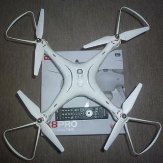 大型ドローンSYMA X8PRO GPS