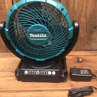 makita充電式ファン  未使用