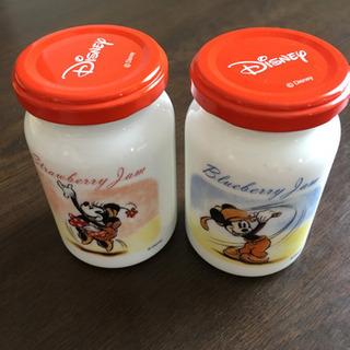 Disney ミッキーマウス&ミニーマウス 陶器製