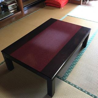 リバーシブル テーブル 【値下げしました】 - 福知山市