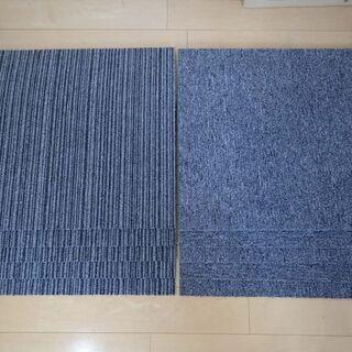 タイルカーペット(未使用10枚)
