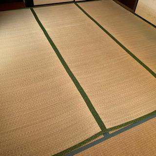 い草のカーペット 4.5帖