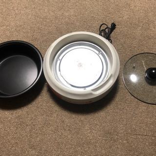 株式会社東京衡機製造所製 電気鍋