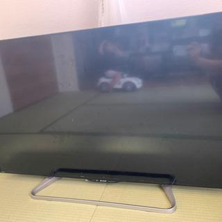 訳あり SHARP50インチテレビ