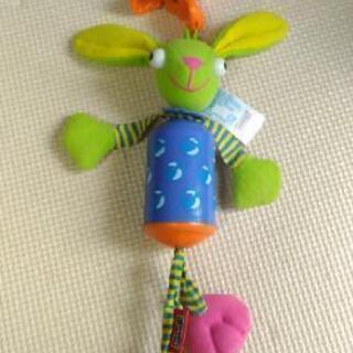 ガラガラ おもちゃ 赤ちゃん