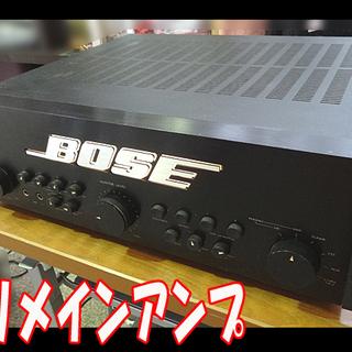 BOSE ボーズ プリメインアンプ 4702 簡易動作確認済 オ...