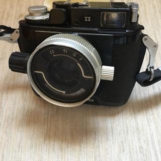 水中カメラの名機 NIKONOS II
