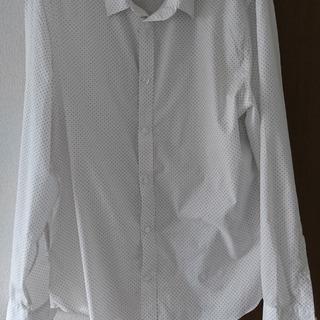 今日明日引取希望 H&M XL長袖シャツ2枚セット