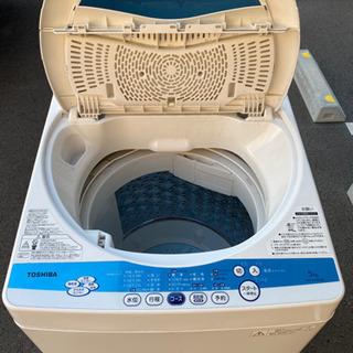 東芝 洗濯機 2012年製