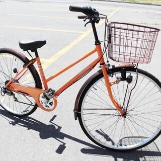 自転車 27インチ PELUSA COMFORT STYLE  ...