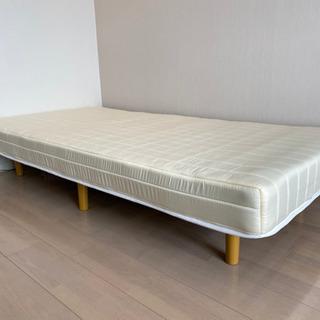 シングルベッド マットレス 1ヶ月使用