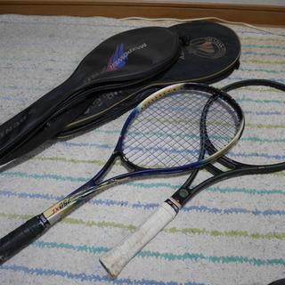 テニスラケット(2本)