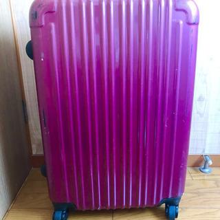スーツケース鍵つき