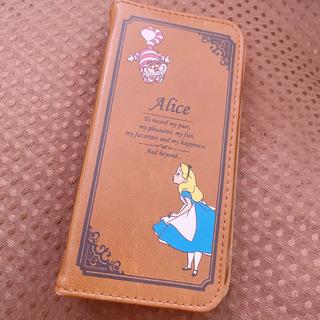iPhone6.7.8 ❤️ ケース カバー 手帳 ディズニー アリス