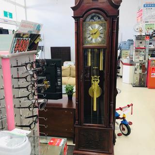 柱時計 ウォールクロック