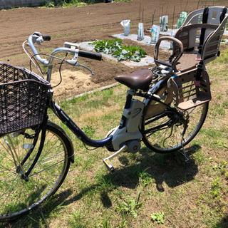 電動自転車 充電器付き Panasonic ビビ DX 26インチ
