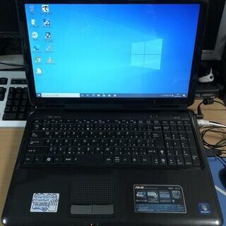 ASUSノートパソコンK501J(CPU⇒Celeron T31...