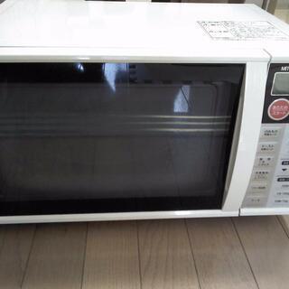 オーブンレンジ MITSUBISHI RO-ES5 2008年製