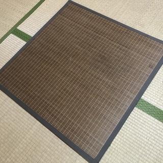 ユニット畳(竹マット)9枚 4畳半分