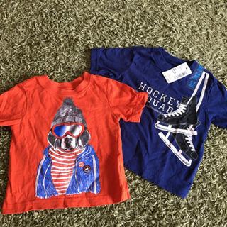 新品未使用  Tシャツ 6ヶ月〜9ヶ月