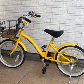 自転車 16インチ キッズ