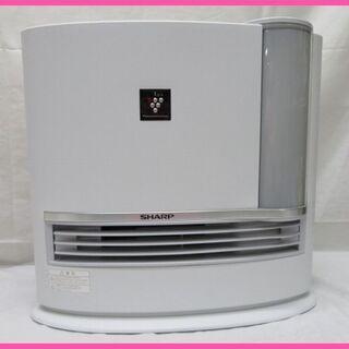 SHARP 加湿セラミックファンヒーター HX-c120-W 2...