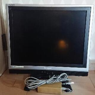 液晶テレビ SHARP AQUOS LC20S2S