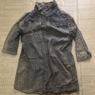 014 五分袖シャツ