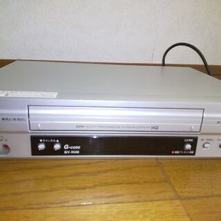 VHSビデオ カセットテープレコーダー
