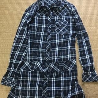 017 チェックシャツ