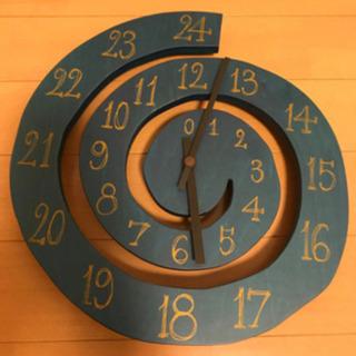 おもしろい 掛け時計