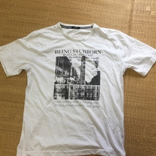 024 Tシャツ白