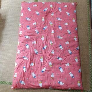 ミッフィー子供用敷き布団