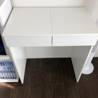 IKEA白ドレッサー