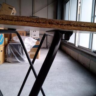 折りたたみ机 - 名古屋市