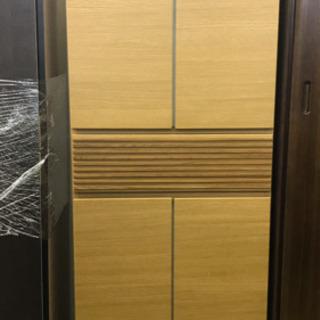 シギヤマ家具 サイドボード キャビネット 壁面収納 リビング コ...