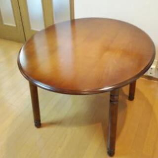 karimoku 日本製 カリモクのテーブル