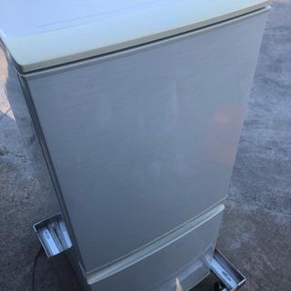 お取引中です!シャープ 2013年製 冷凍冷蔵庫137L