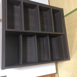 スライド本棚 文庫本やマンガに最適