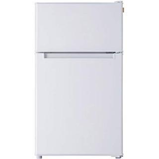 アマダナ amadana 冷蔵庫 2ドア /右開きタイプ …