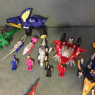 おもちゃ 騎士竜戦隊 リュウソウジャー 詰め合わせ